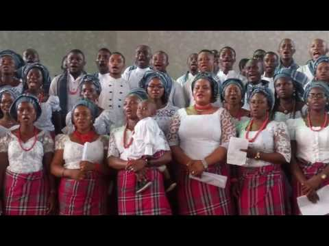 Corpus Christi Cath Choir Port Harcourt Nigeria