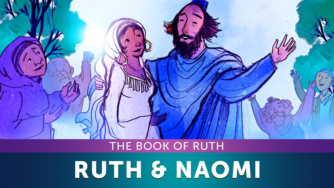 sunday lesson for children ruth and naomi u2013 book of ruth