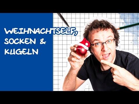 Comics zeichnen mit Tobi Wagner – WEIHNACHTSELF, SOCKEN & KUGELN