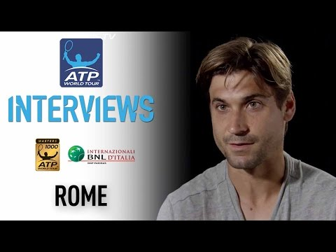 Interview: Ferrer Reflects On 700th Match Win Rome 2017