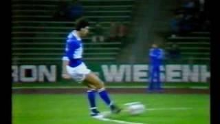 BL 82/83 - FC Schalke 04 vs. Bayer Leverkusen