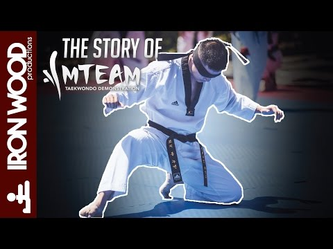 """The Story of Team-M Taekwondo"" Coach Long Nguyen Interview: The Garage, TKD Philosophy & more!"