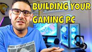 How To Build Your Own PC for Gaming 2020