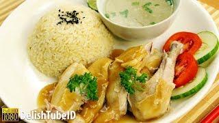 Resep Nasi Ayam Hainan, Ikuti video masak cara membuat nasi ayam hainam Siapkan Bahan & bumbunya Resep lengkapnya di ...