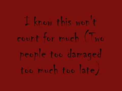 Rough Hands - Alexisonfire (Lyrics)