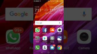 How to use auto call recorder in Huawei's phones