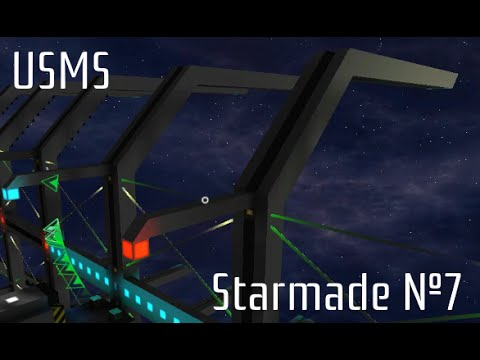 [Starmade] Shipyards and Gangsters [ep7]