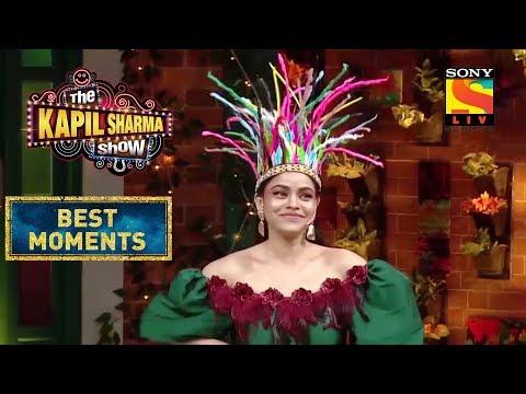 Bhuri Flaunts Her Cannes Look | The Kapil Sharma Show Season 2 | Best Moments