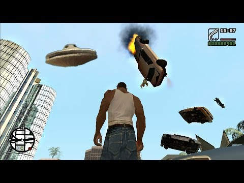 GTA San Andreas - TOP 10 Cheats PC