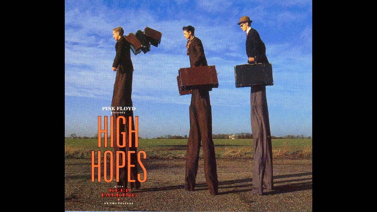 High Hopes - Pink Floyd Backing Track - YouTube