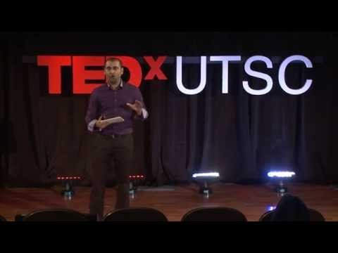 Where are you from really? Girish Daswani at TEDxUTSC