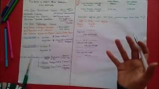8- FİNANSAL TABLOLAR VE MALİ ANALİZİ (Fon akım ve Nakit akım tablosuna ilişkin genel bilgiler)
