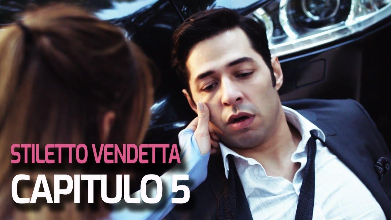 Stiletto Vandetta - Capitulo 5 (AUDIO ESPAÑOL) | Ufak Tefek Cinayetler
