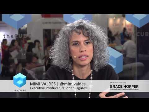 Mimi Valdes, Dr  Jeanette Epps, & Christina Deoja, NASA   Grace Hopper Celebration #GHC16 #theCUBE