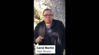 Gambar cover Yamatji Nation Southern Regional Agreement (YNSRA) 'TONT' member Carol Martin