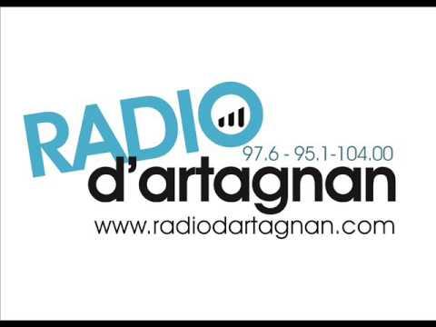 ITW DE OYANN DU MERCREDI 19 AVRIL 2017 A RADIO D'ARTAGNAN