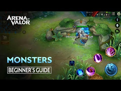 10 Monsters – Arena of Valor
