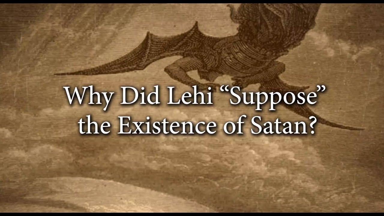 Why Did Lehi