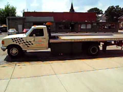 Ford F Towtruck For Sale