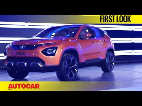 Tata H5X   Auto Expo 2018   First look   Autocar India