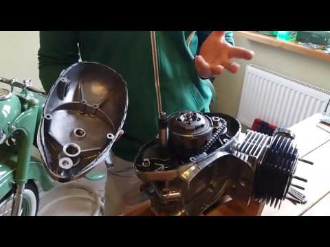 Монтаж и демонтаж крышки сцепления мотоцикл