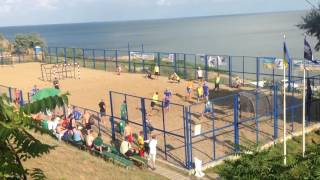 Пляжний гандбол збірна - полтава