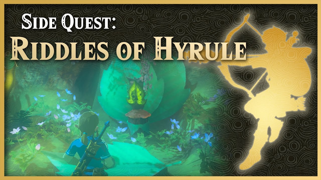 Riddles Of Hyrule The Legend Of Zelda Breath Of The Wild Wiki Guide Ign