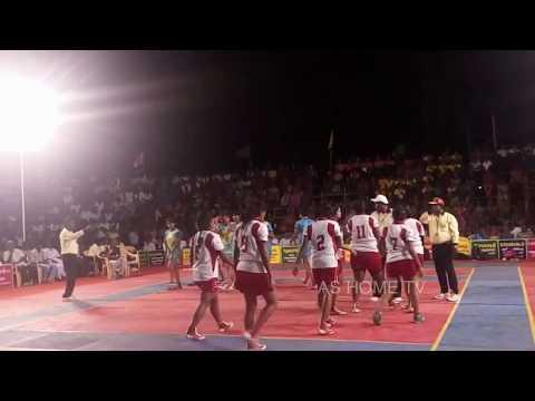 Womens kabadi match 2016 muthur Erode