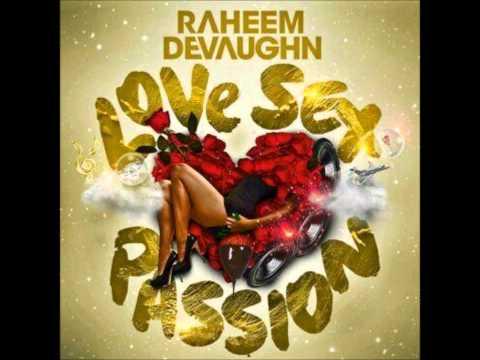 Raheem DeVaughn Love Sex Passion (album 2015)