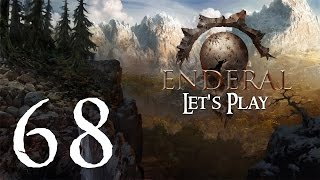 ENDERAL (Skyrim) #68 : Fortress Goldenforst has been VERY discovered