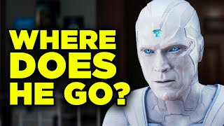WandaVision Finale White Vision Explained! Episode 9 Q&A | Inside Marvel Bonus