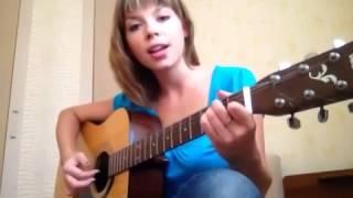Красивая девушка с Сахалина очень красиво поет 2