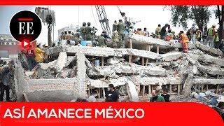 Se elevan a 248 los muertos por terremoto en México | El Espectador