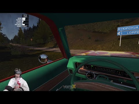 MY SUMMER CAR IN VR - VIRTUAL REALITY
