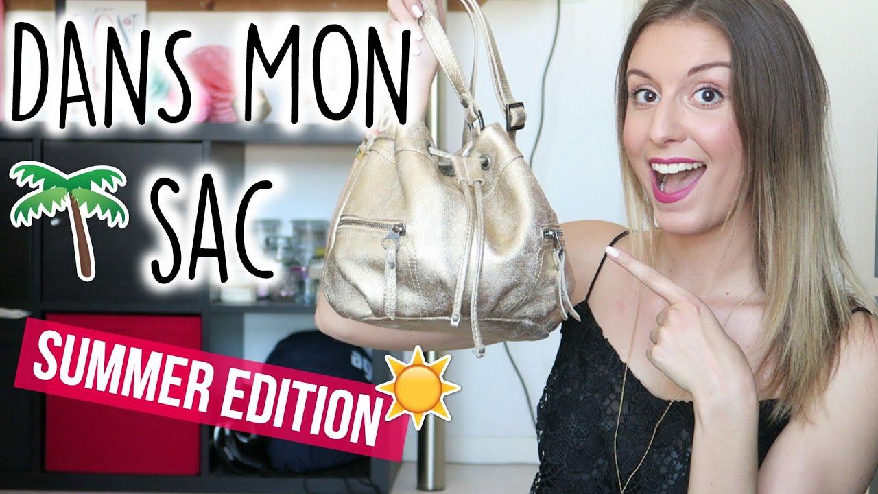 Youtube Sac Agathe Édition Été Mon ○ Dans Diary HWIED29