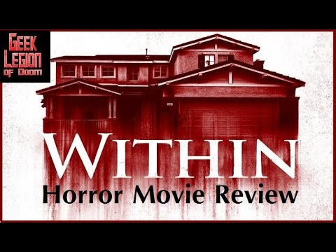 Within ( 2016 Michael Vartan ) Aka Crawlspace Horror Movie Review
