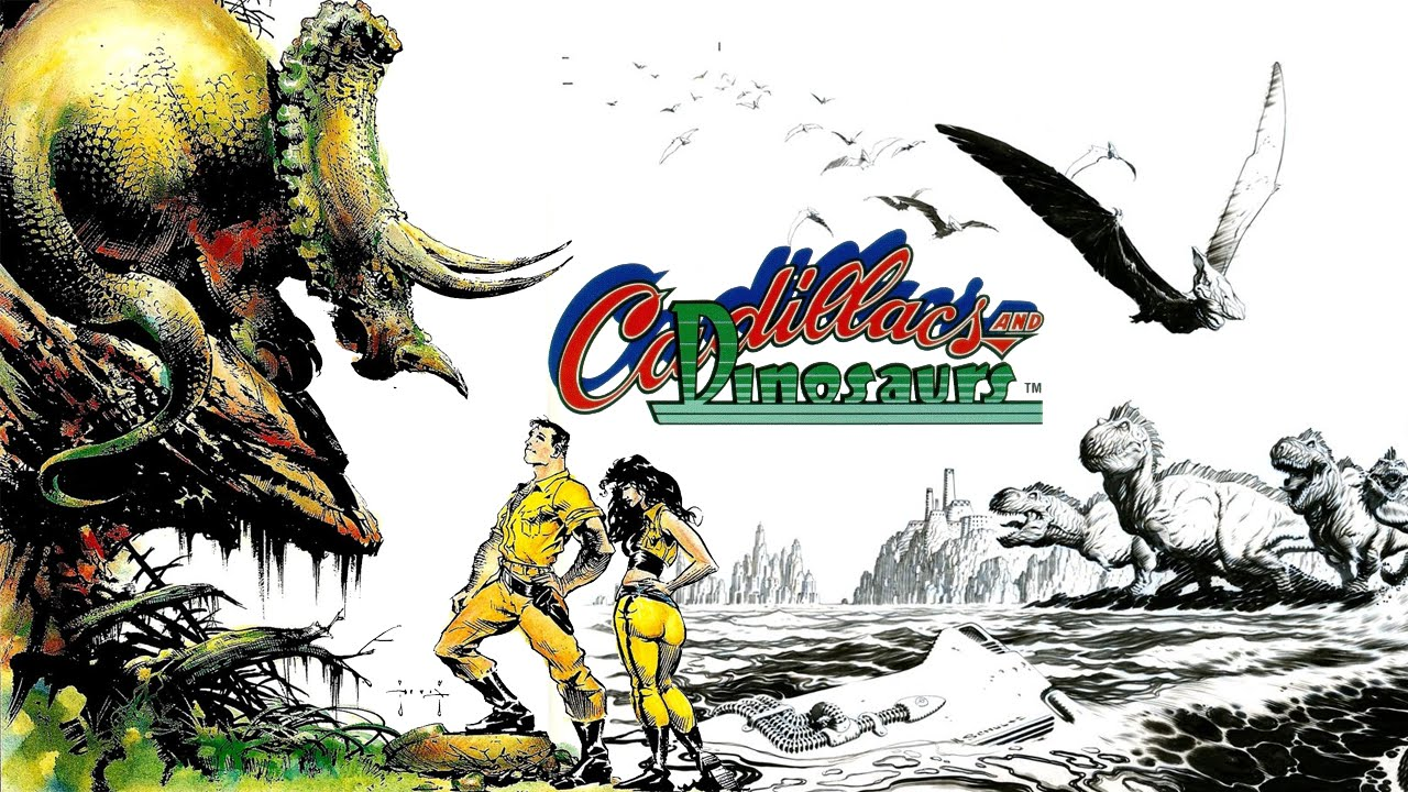 mrx plays cadillacs and dinosaurs capcom arcade 1993 youtube. Cars Review. Best American Auto & Cars Review
