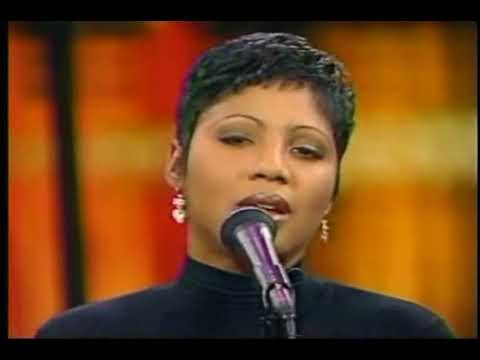 Toni Braxton - Breathe Again Live On The Today Show 1994