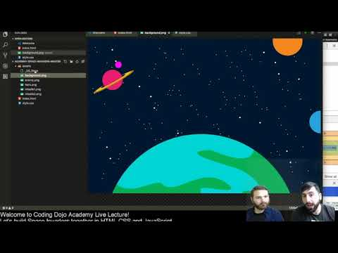 How To Build Space Invaders Game Using Only HTML, CSS, & Javascript