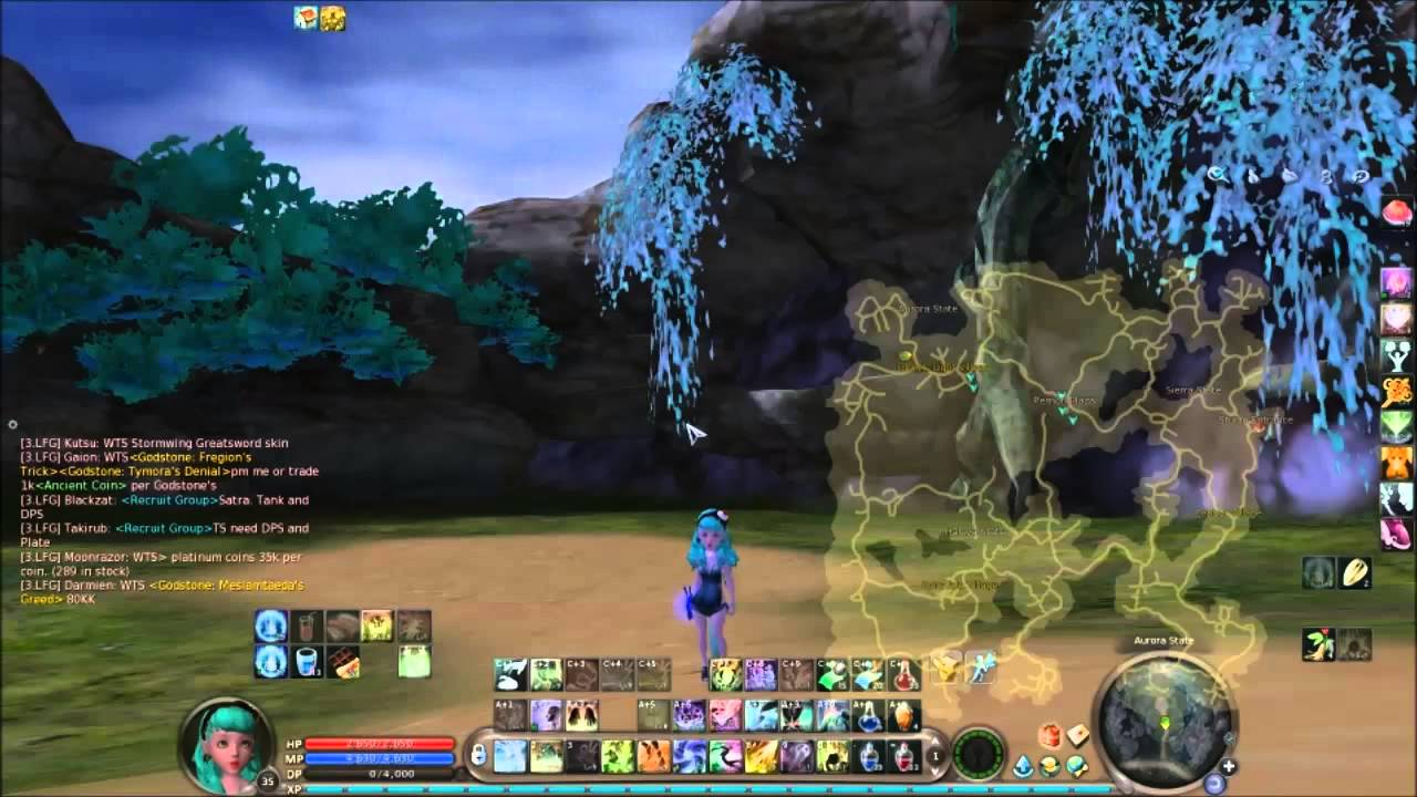 aion how to get to oriel