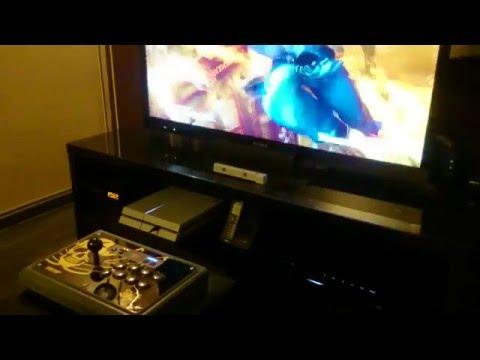 Madcatz Tes Fightstick Final Mod Artwork Funnydog Tv