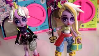 Surprise Capsule Chix Doll with Capsule Machine Unboxing and Mix and Match Fashions and Accessories