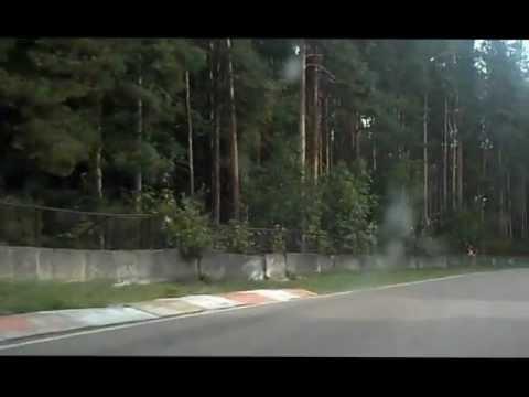 Dzintara Volga 1. Race 18.09.2011