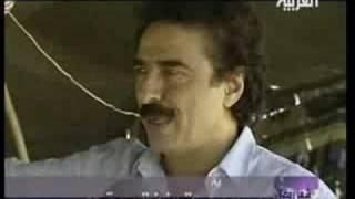 سعد الخلف في تقرير لمسلسل راس غليص