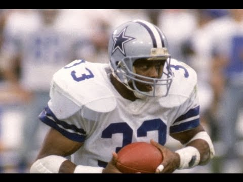 Tony Dorsett NFL Highlights to CTE