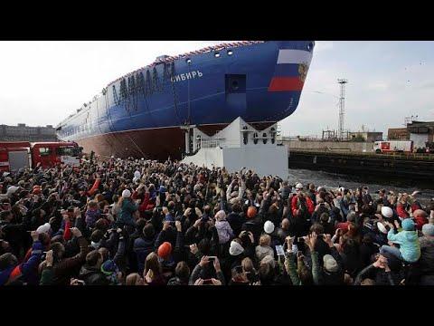 -سيبيريا- أقوى كاسحة جليد روسية في القطب الشمالي  - نشر قبل 35 دقيقة