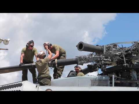 HMH-772  Honduras Det Mid-Deployment video