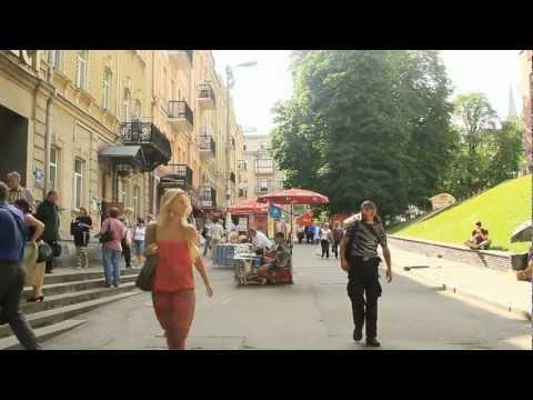 Киев (Украина). Kiev (Ukraine)  short film