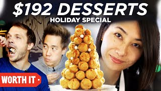 Download $192 Desserts • Holiday Special Part 2 Mp3 and Videos