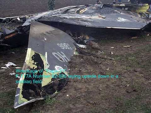 F-117 Shot down in pilots own words